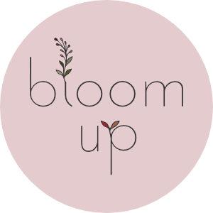 création marque et logo pour Bloompup par les Pépites and Co