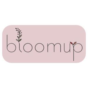 logo Bloomup création identité