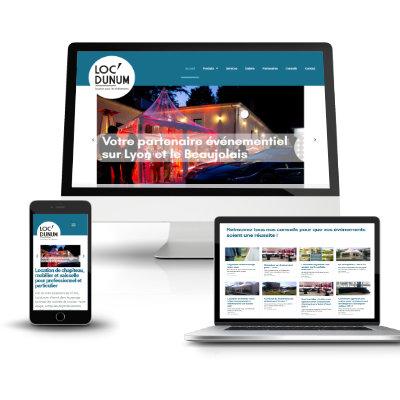 photos site internet Locdunum
