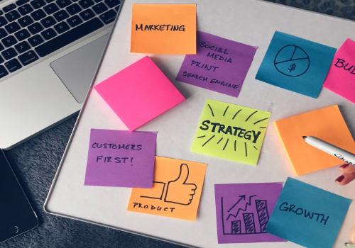 illustration digital strategy